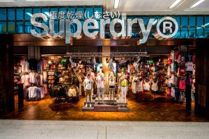 Superdry-magazin